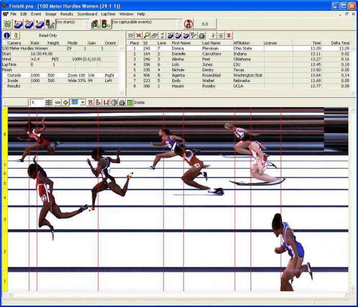 La capital acoge un curso para el manejo del sistema de cronometraje con Foto Finish en atletismo