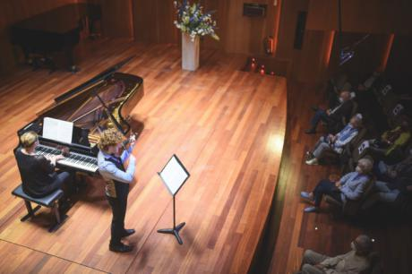 Cuenca acogerá un concierto del Trío Poulenc el 19 de noviembre dentro del VIII Ciclo de Música de Cámara en Ciudades Patrimonio