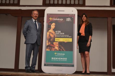 Globalcaja, patrocinador oficial del Festival Internacional de Teatro Clásico de Almagro