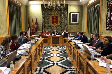 El Pleno aprueba iniciar los Presupuestos participativos con las cuentas para 2020