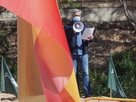 Cuenca se ha sumado a los actos y caravanas del 1 de mayo