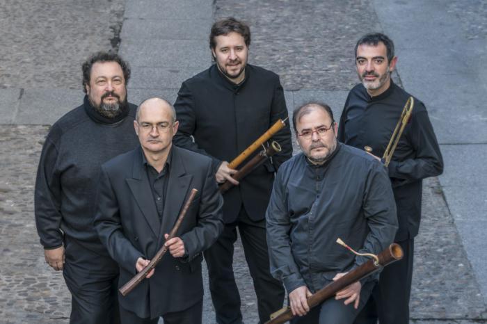 Los Ministriles de Marsias en 'Música en la Catedral' el próximo sábado 12 de septiembre
