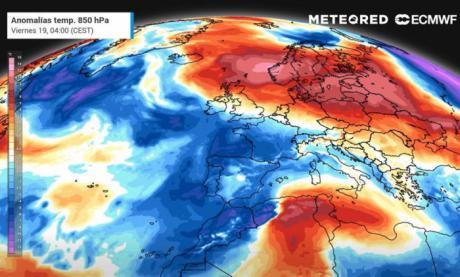 El calor estival se instalará en esta segunda quincena
