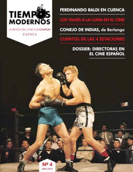 """Nuevo número de la revista """"Tiempos modernos"""""""