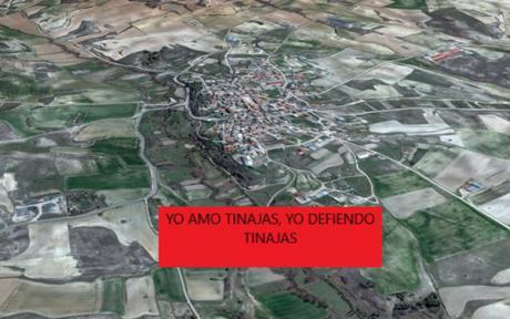 Continúa la lucha vecinal para alejar las macrogranjas avícolas proyectadas a 220 metros del núcleo urbano de Tinajas