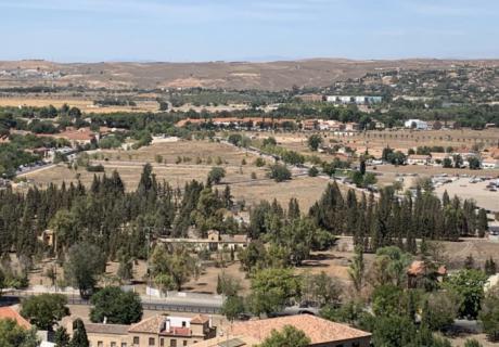 El Ayuntamiento de Toledo, la Junta y el Gobierno de España firman el convenio para la conservación y recuperación de la Vega Baja