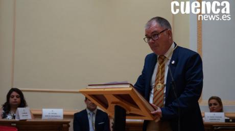 Dimite como concejal y diputado provincial José Ignacio Albentosa