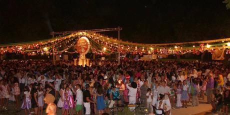 Todo listo en Tomelloso para el celebrar el X Aniversario del Guateque más grande del mundo