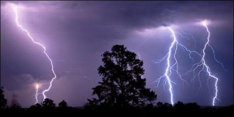 Alerta por tormentas en la Serranía