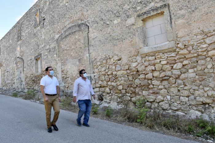 Se invertirán 290.000 euros en rehabilitación la muralla de Uclés