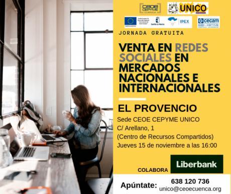 Este jueves se celebra una jornada en El Provencio para empresarios interesados en exportar