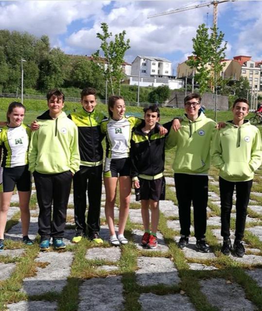 El Club Piragüismo Cuenca con Carácter en la Copa de España de Maratón