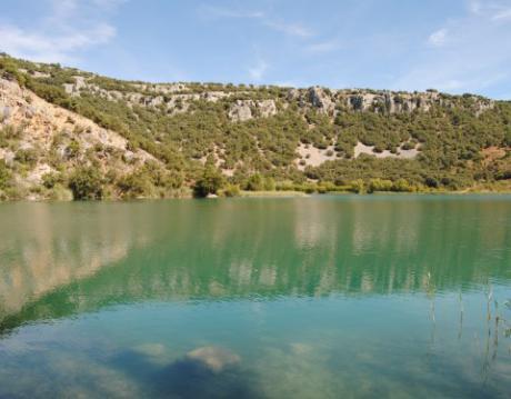 Se cierra la laguna de El Tobar