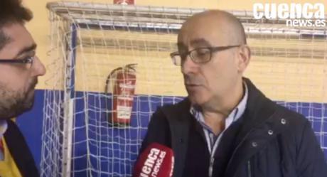 Jordi Ribera habló del derbi que dirimieron alcarreños y conquenses