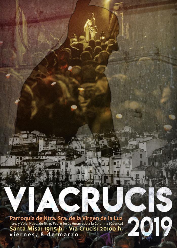 Jesús Amarrado a la Columna celebra este viernes su Vía Crucis por el barrio de San Antón