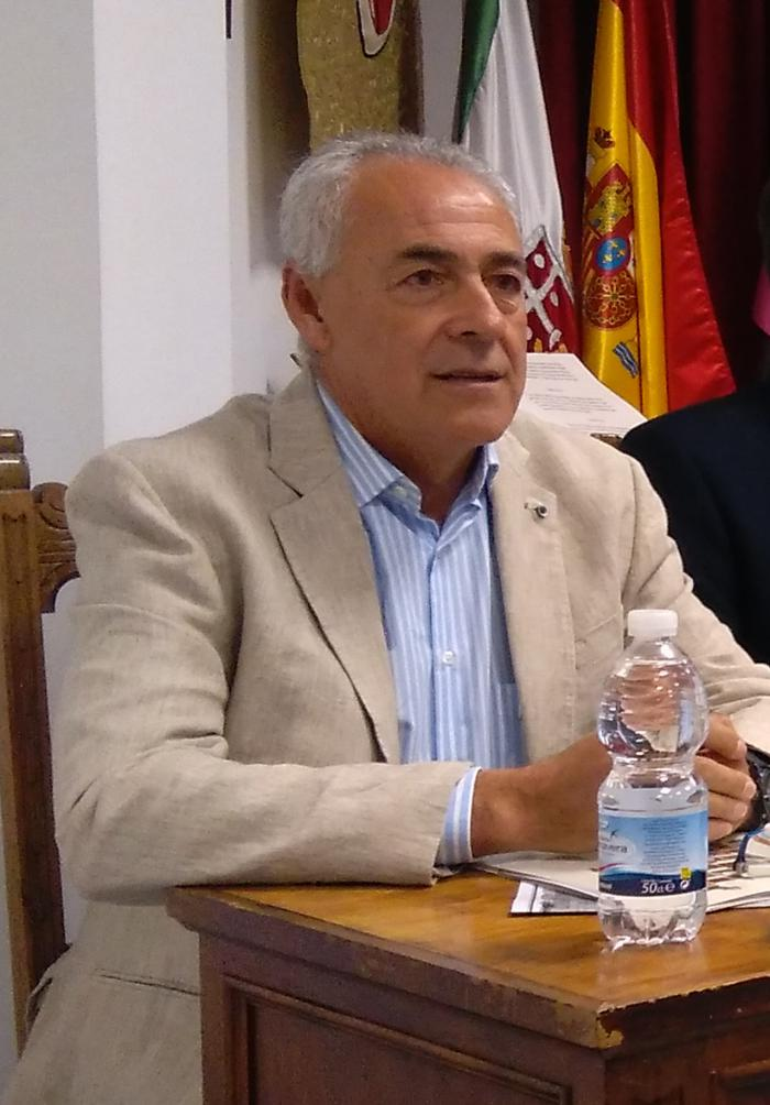 Vicente Caballero, presidente de CEDER Alcarria Conquense