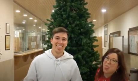 """Los alumnos de Didáctica de la Música de la Facultad de Educación lanzan la canción navideña """"No dudaría"""""""
