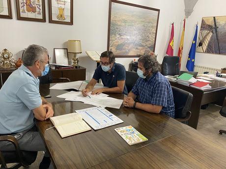 Medianero celebra que los presupuestos regionales recojan más de 3 millones de euros para el Nuevo Centro de Salud de Mota