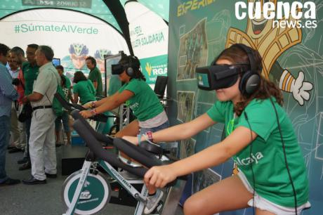 Globalcaja y Seguros RGA donan más de 4.000 euros a ADOCU gracias a la Bicicleta Solidaria
