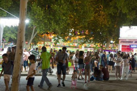 Un hombre de 26 años es herido por arma de fuego durante las Ferias de Toledo