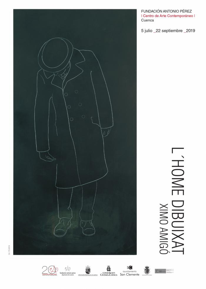 L´Home Dibuixa, de Ximo Amigó, llega a la Fundación Antonio Pérez